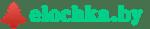 Логотип для мобильной версии elochka.by