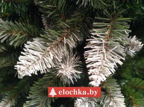 Ветви искусственной ели Канадская белая