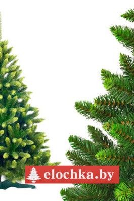 Искусственная ель Канадская Зелёная